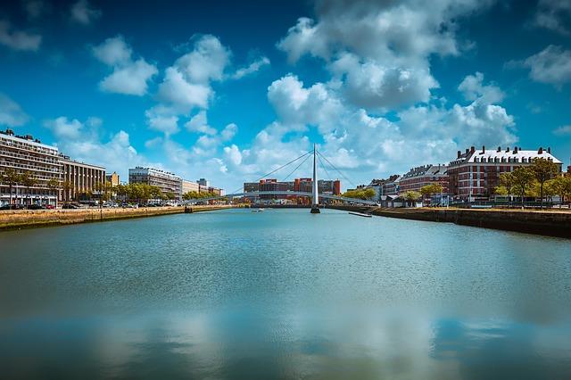 Une visite en Normandie et au Havre