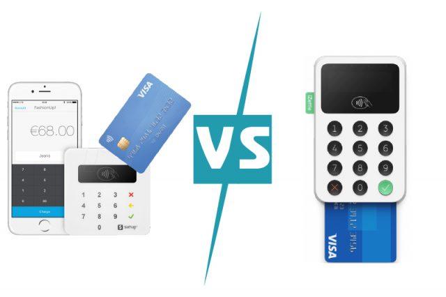 iZettle, Sum Up et Smile & Pay : lequel est le plus avantageux pour vous ?